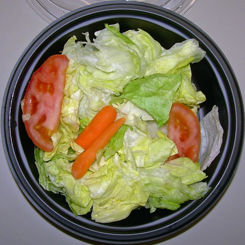 Side Salad from Burger King