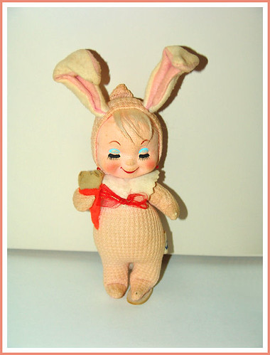 Woolikins Bunny Doll by ♥♥ Sugar Lemon ♥♥