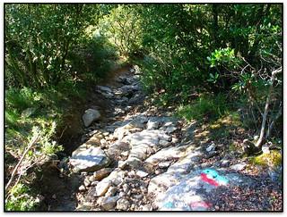La Matagalls-Montserrat als Cingles de Bertí