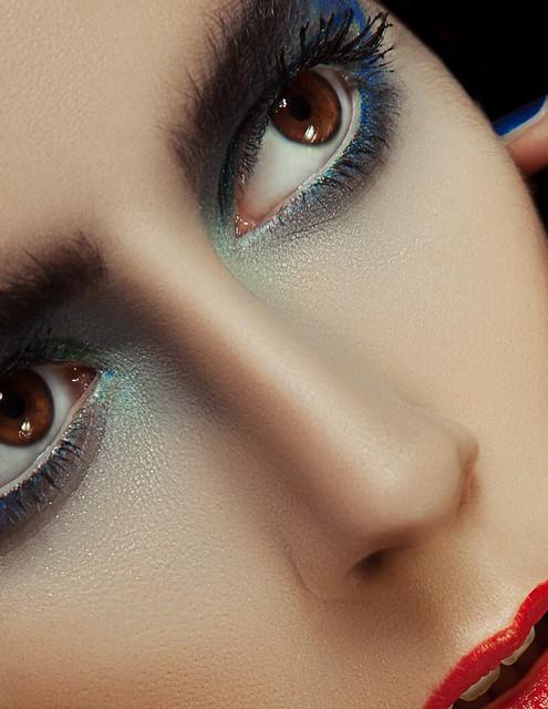 Caterina closeup