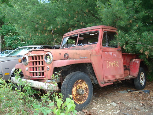 1952 Willys pickup by carcrazy6509
