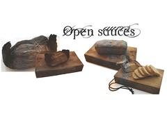 Open Sauces: bread & butter