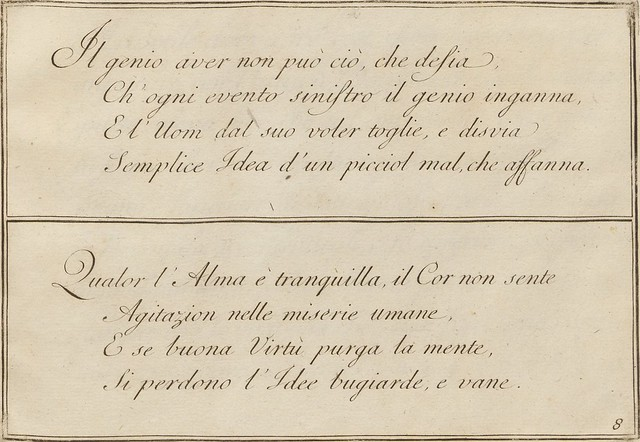 La penna da scrivere - Francesco Polanzani, 1768 g