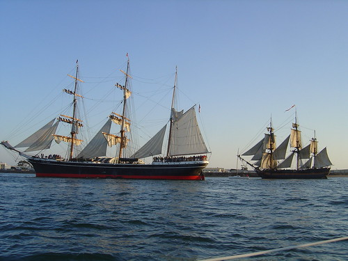Tall Ship Day: Star of India and HMS Surprise (biotch! BLAM!)