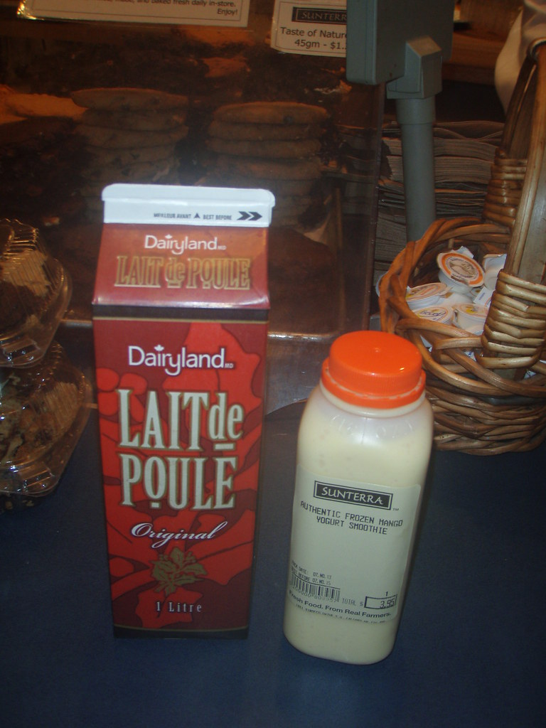 FIRST EGGNOG OF THE YEAR MOTHERFUCKERS | Eggnog!!!!! | By ...