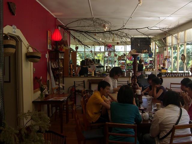Cosy Tea Rooms Alnmouth