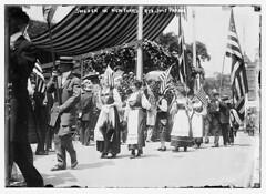 Sweden in N.Y. 4th July Parade  (LOC)