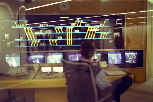 U-Bahn Control Room