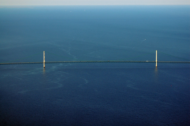 Mackinac Bridge - Mackinac Bridge History and Facts