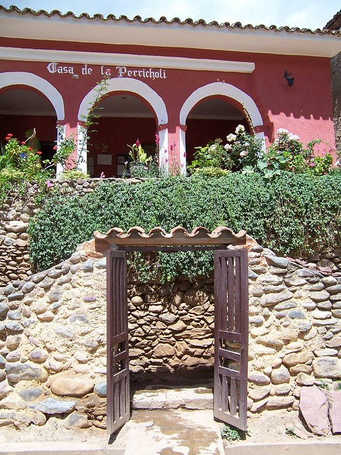 Casa de la perricholi flickr photo sharing - La casa de las perchas ...