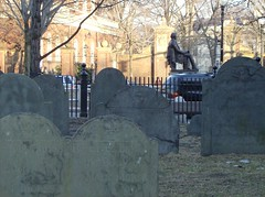 Old Burying Ground, Cambridge Mass