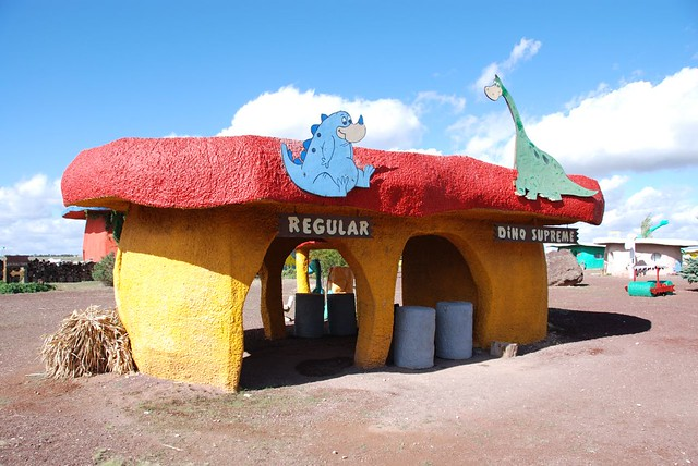Flintstones Bedrock City, Valle, AZ