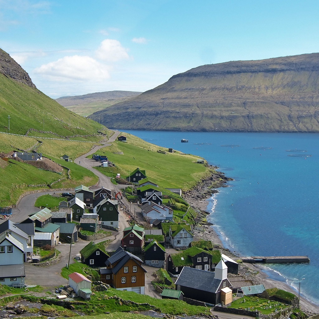 Bøur, Faroe Islands