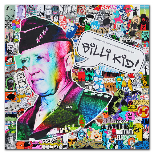 Billi Kid Patton Combo Slaps by BilliKid