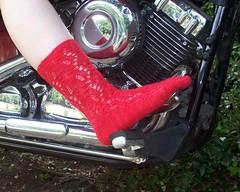 Raudona Socks