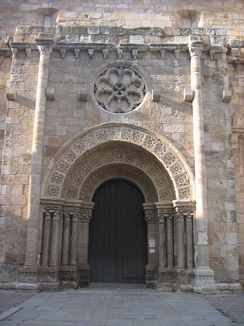 San Juan De La Puerta Nueva Fachada Sur Portada Zamora Flickr