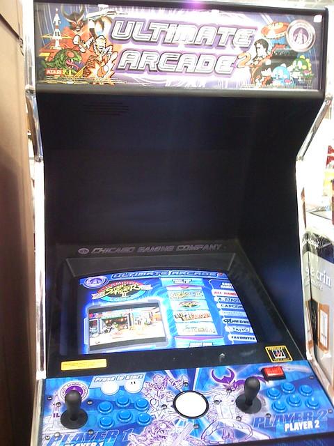 ultimate arcade machine costco