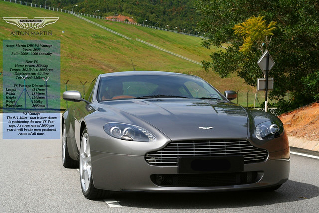 Aston Martin Db8 640 Flickr Photo Sharing