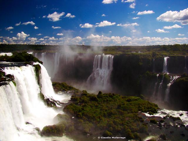 Cataratas del Iguazú 013 / Iguassu ...