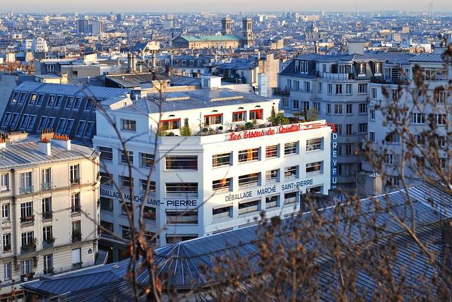 Paris le march saint pierre flickr photo sharing - Le marche saint pierre ...