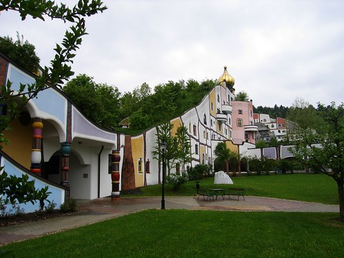 Hundertwasser - Bad Blumau