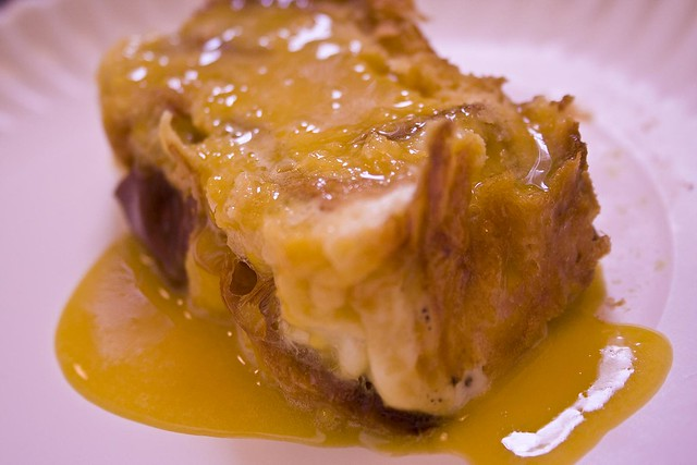 Bread pudding with whiskey sauce | Flickr - Photo Sharing!