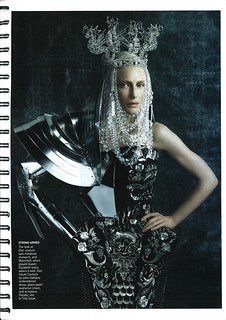 Inspiration book - Dior haute couture Kate Blanchet