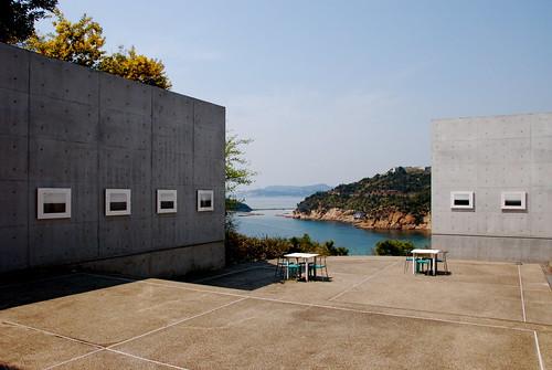 japan geotagged concrete tadaoando naoshima ando andotadao benesse benessehouse geo:lat=34447406 geo:lon=133990545