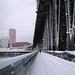Winter's city by Zeb Andrews