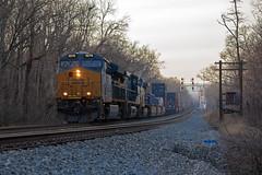 CSX Q136-22 - Tuscarora, MD