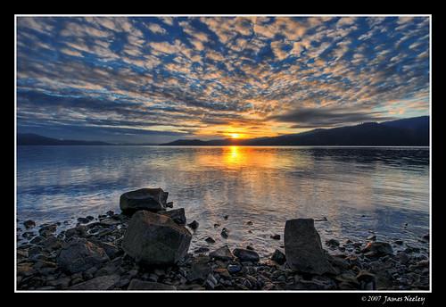 sunset landscape bravo idaho hdr coeurdalene lakecoeurdalene magicdonkey 5xp mywinners jamesneeley
