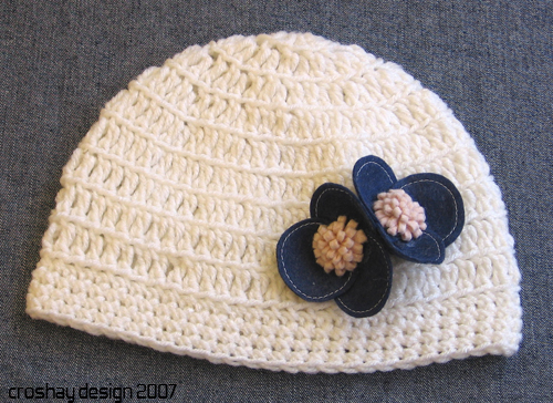 crocheted skull cap | Flickr - Photo Sharing!