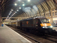 Grand Central HST London Kings Cross