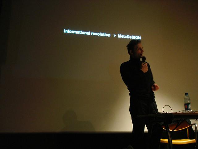 Erg 2008 : Rencontre avec Manuel Abendroth