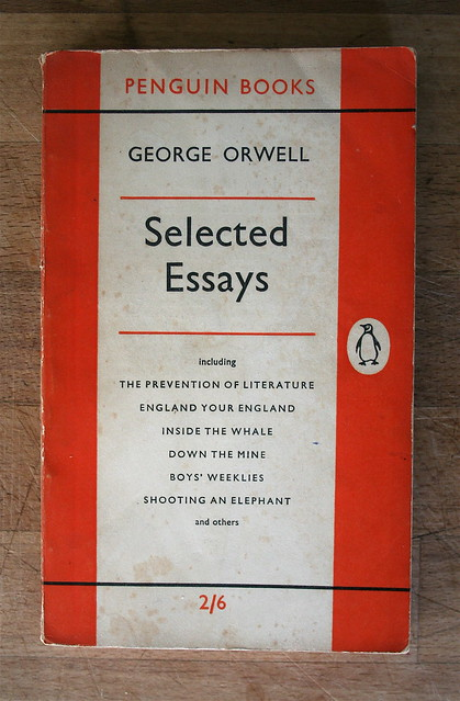 george orwell selected essays Buy selected essays (penguin) 1st by george orwell (isbn: ) from amazon's book store everyday low prices and free delivery on eligible orders.