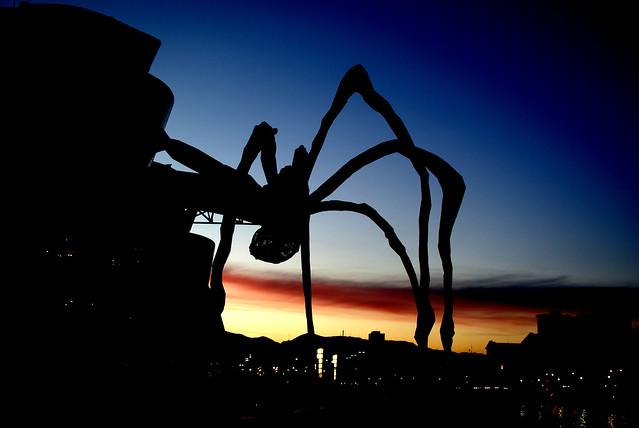 Spider attack - Bilbao