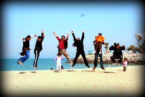 Marina Jump