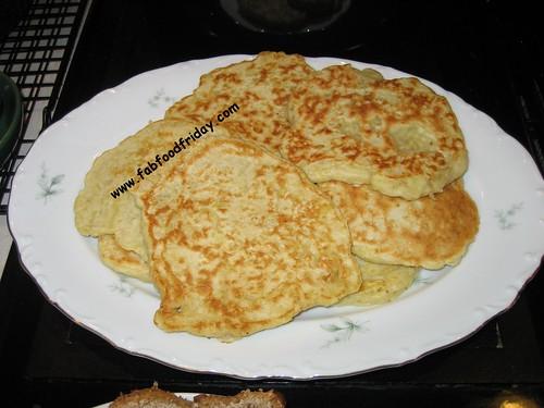 Irish recipe: Boxty (Irish Potato Griddle Cakes)