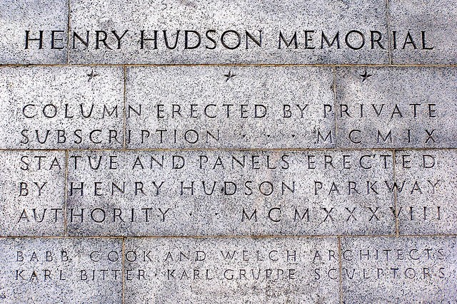 Henry Hudson Facts http://www.flickr.com/photos/jag9889/2371997452/