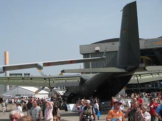 Heck: C-160 Transall