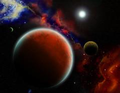 Composición básica del interior de los planetas