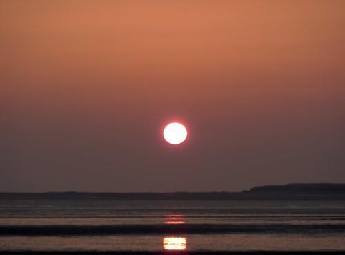 Hilbre Sunset 2