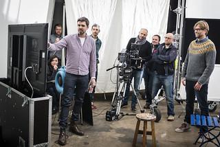 Making-Of zum TV-Spot Umparken im Kopf