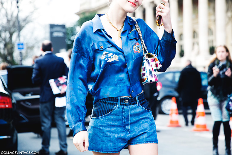 Paris_Fashion_Week_Fall_14-Street_Style-PFW-_Chanel-Sofía_Sanchez-Denim-1