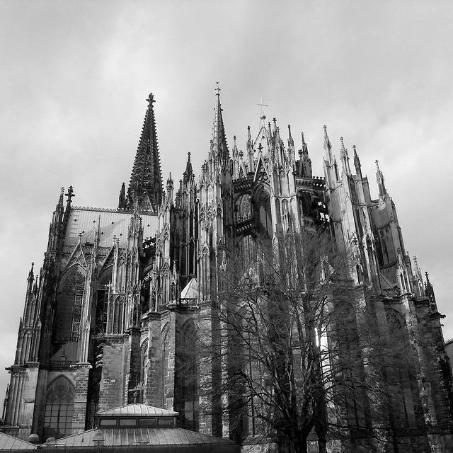 Koln Gothic Cathedral | Flickr - Photo Sharing!