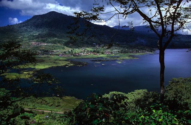 Toya Bungkah and Lake Batur