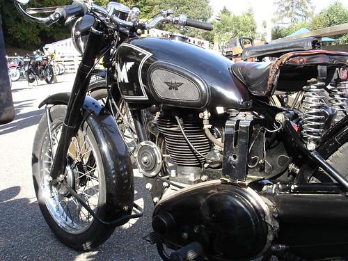 Matchless G3L 1949 350cc OHV