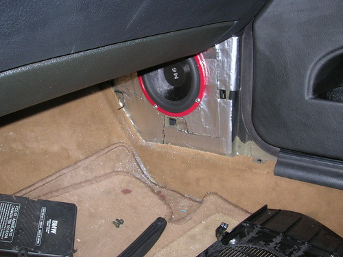 car audio car stereo forum view single post my m3 stereo install. Black Bedroom Furniture Sets. Home Design Ideas