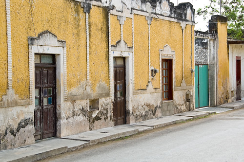 Streets of Izamal