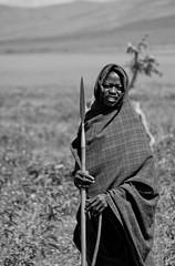 Maasai Farmer